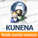 Kunena Mobile Joomla! extension