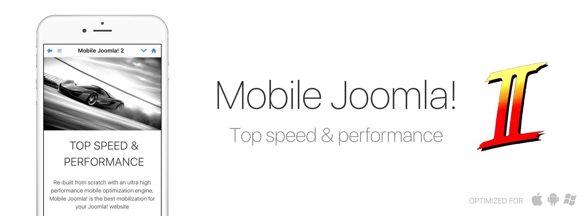 Mobile Joomla! 2.0