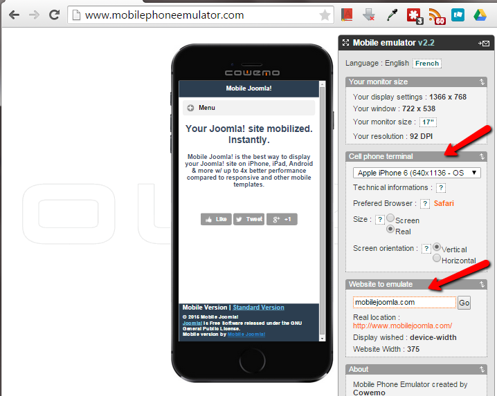 How To Test Mobile Websites On Desktop: Best Emulators And Tools