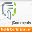 JComments Mobile Joomla! extension