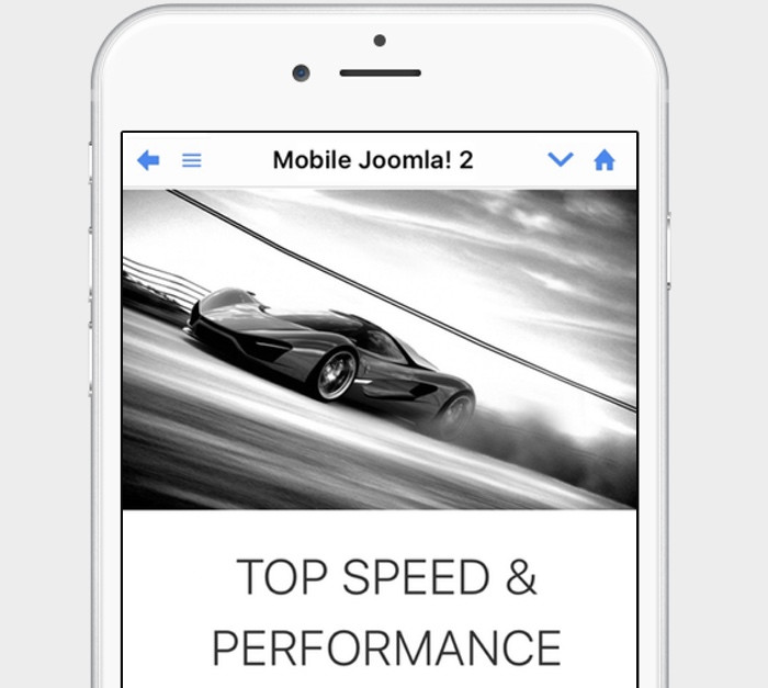 Mobile Joomla! for iPhone, iPad, Android, Windows Phone and all